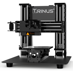 Trinus Deluxe+ 3D printer...