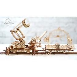 Spoorbouw Robot