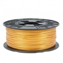 PLA filament Goud