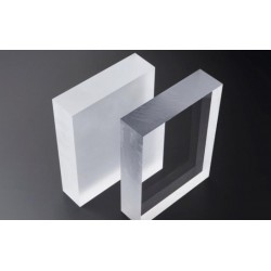 Acryl Helder 200x200x30mm