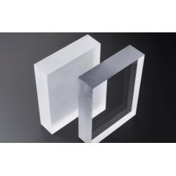 Acryl Helder 250x200x25mm