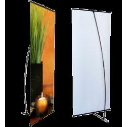 L Banner 60x160cm